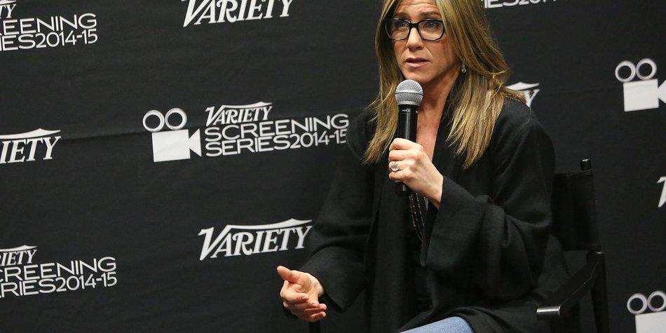 """Jennifer Aniston: """"Der Druck, Mutter zu sein, ist unfair"""""""