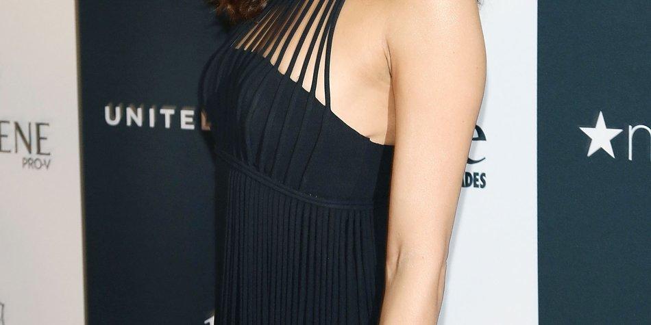 Eva Mendes kennt sich mit Mode aus