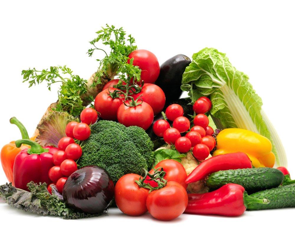Gemüse ohne Kohlenhydrate