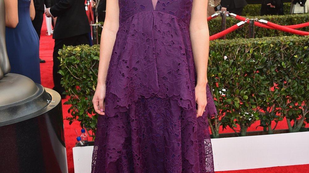 Keira Knightley fürchtet sich vor der Geburt