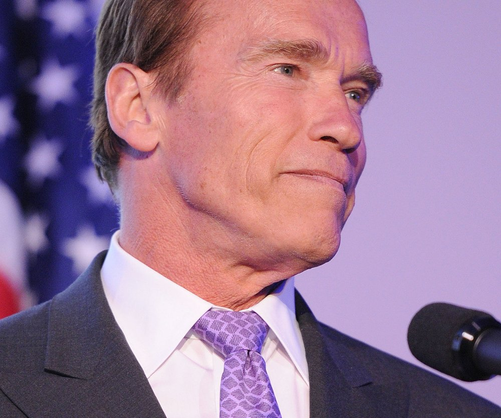 Arnold Schwarzenegger ist zurück