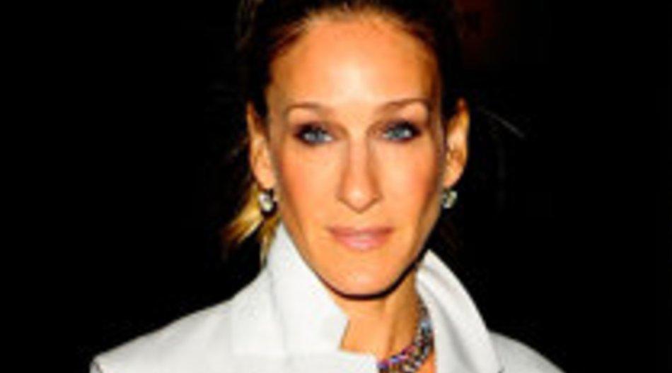 Fashion Week New York: Sarah Jessica Parker