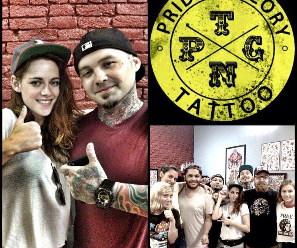 Kristen Stewart hat ihr erstes Tattoo!