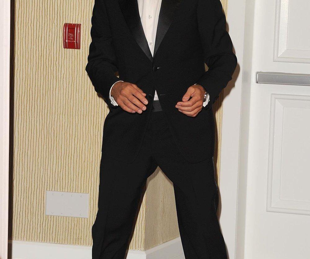 George Clooney bei den Golden Globes dabei