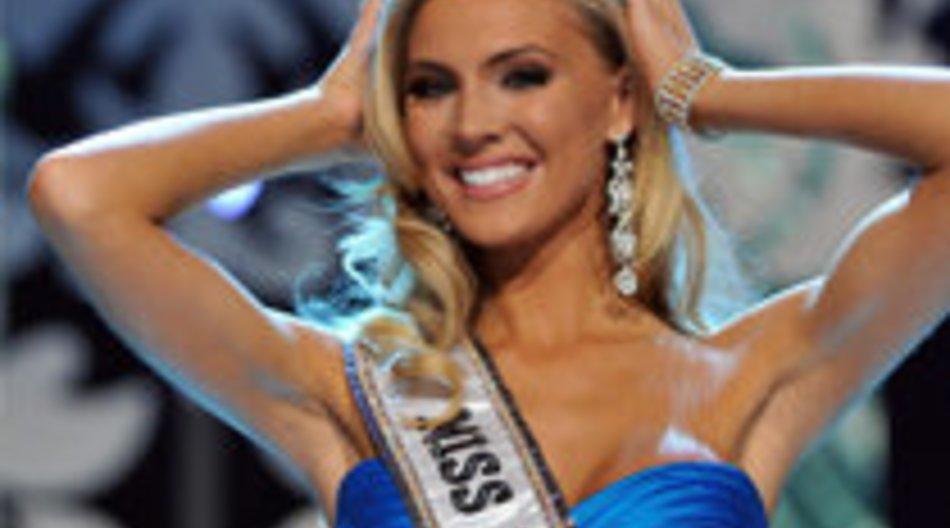 Unmut bei der Wahl zur Miss USA