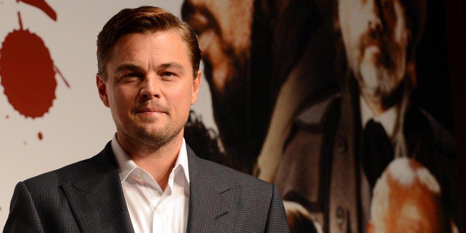 Leonardo DiCaprio hat keine Zeit für eine Freundin