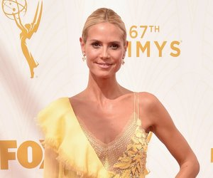 LOS ANGELES, CA - SEPTEMBER 20: TV personality/model Heidi Klum attends the 67th Emmy Awards at Microsoft Theater on September 20, 2015 in Los Angeles, California. 25720_001 (Photo by Alberto E. Rodriguez/Getty Images for TNT LA)