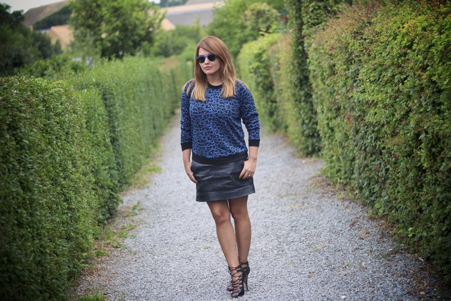 Schwedenbloggerin Lily Silwer