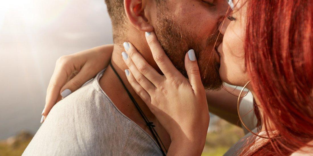 küssen üben alleine
