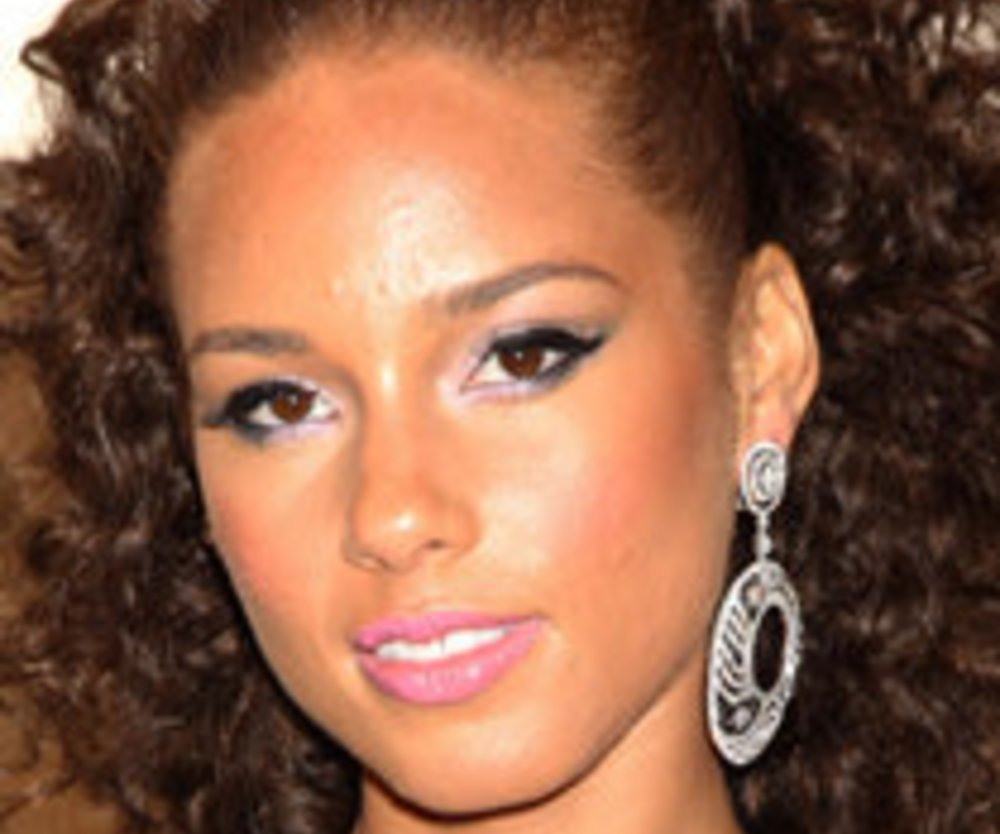 Alicia Keys liebt Spinat