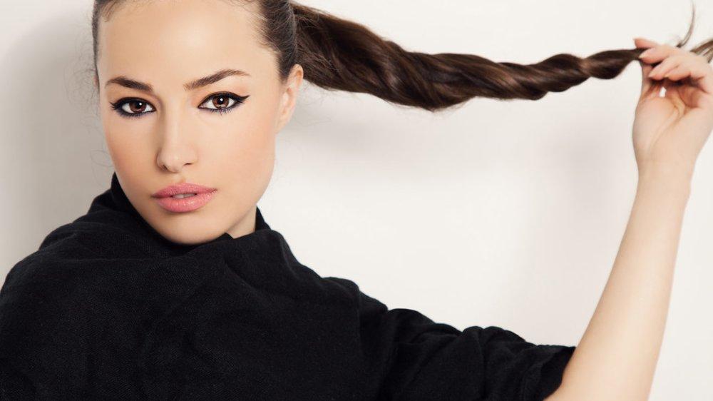 Frisuren für dickes Haar