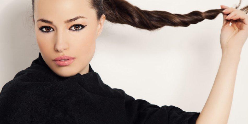 Frisuren Für Dickes Haar 6 Einfache Looks Desiredde