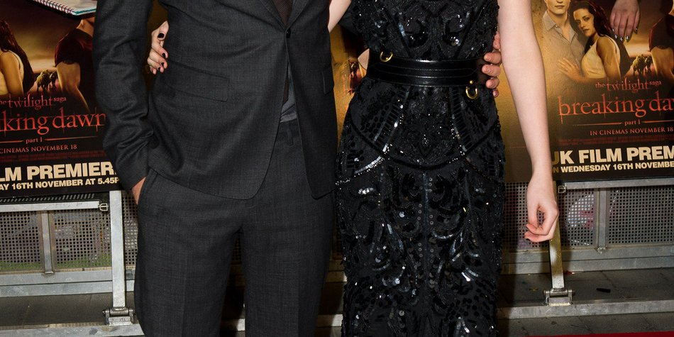 Robert Pattinson und Kristen Stewart: bis zu sieben Mal Sex am Tag?