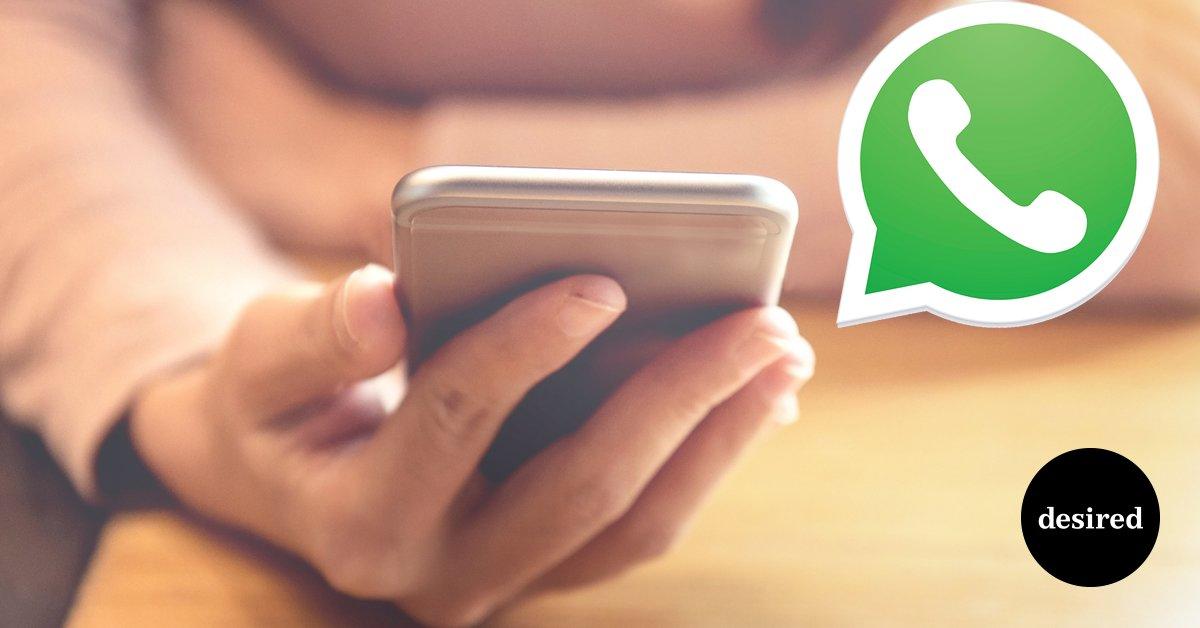 WhatsApp-Nachrichten noch viel später löschen? | desired.de