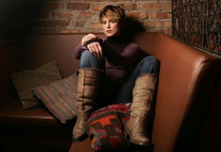 Keira Knightly ist eine bekannte Filmschauspielerin