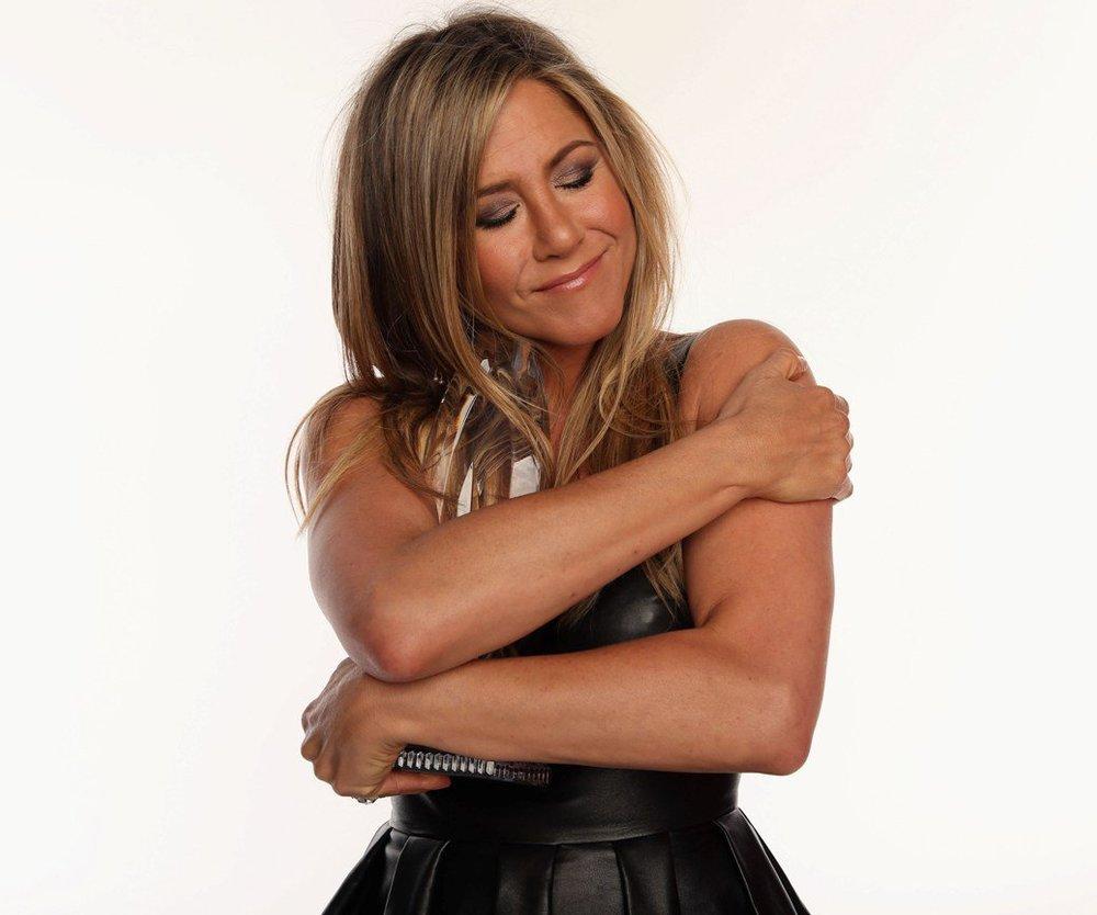 Jennifer Aniston hat die schönsten Arme Hollywoods