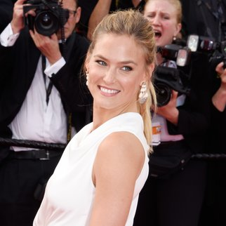 """CANNES, FRANCE - MAY 13: Bar Rafaeli attends the opening ceremony and premiere of """"La Tete Haute"""" (""""Standing Tall"""") during the 68th annual Cannes Film Festival on May 13, 2015 in Cannes, France. (Photo by Clemens Bilan/Getty Images)"""