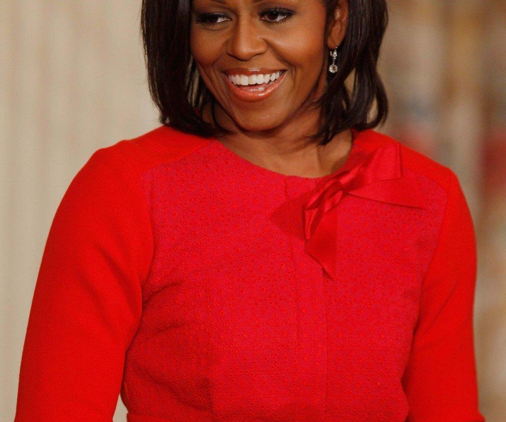 Michelle Obama ist bei Twitter