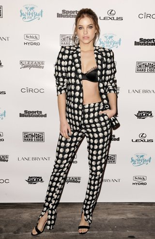 MIAMI, FL - FEBRUARY 18:  Barbara Palvin attends A Night at Sea VIP Boat Cruise sponsored by Sports Illustrated Swimsuit 2016 Yacht Cruise on February 18, 2016 in Miami City.  (Photo by Sergi Alexander/Getty Images for Sports Illustrated)