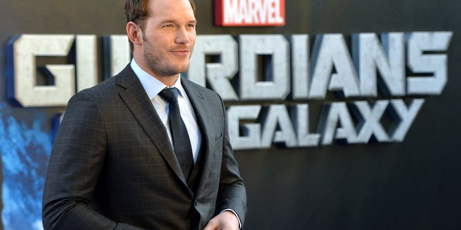 """Star-Lord"" Chris Pratt zeigt Herz"