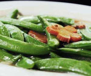 Stangenbohnen zubereiten