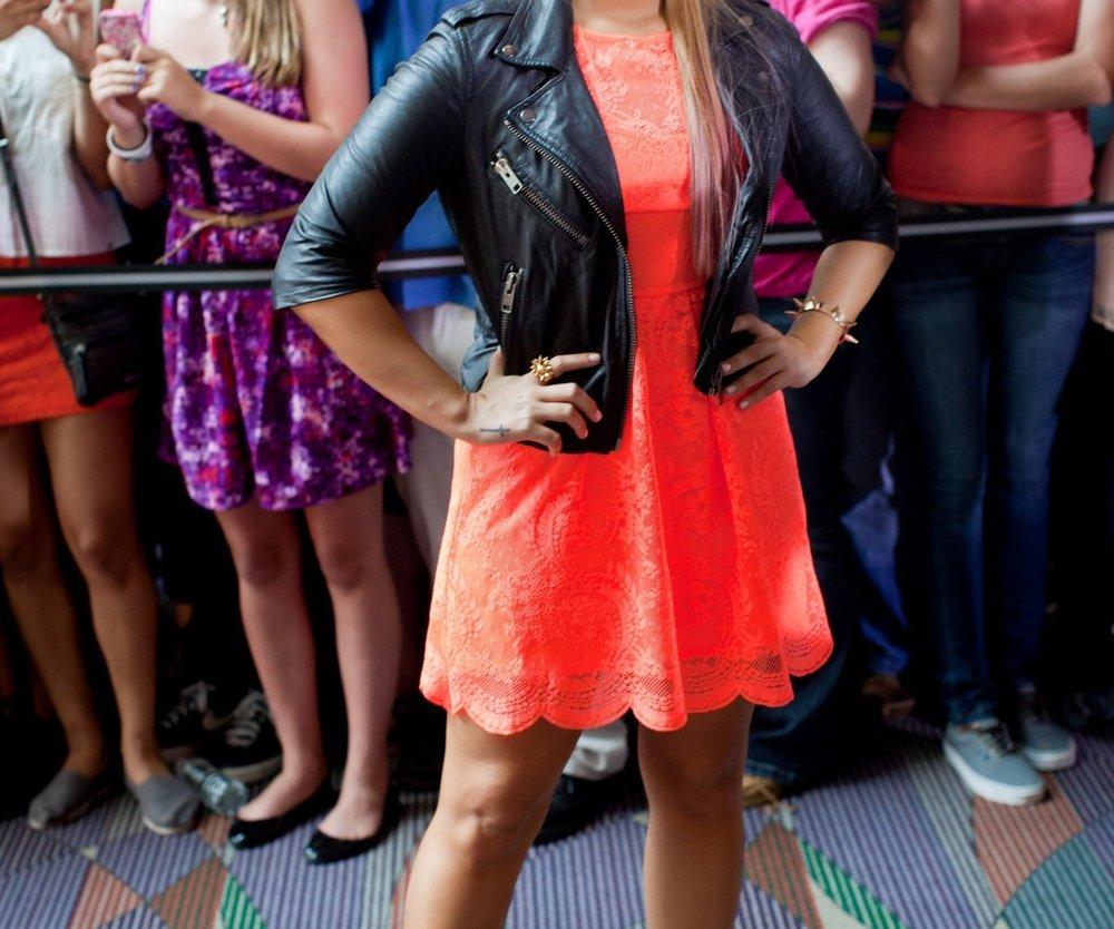 Demi Lovato moderiert die Teen Choice Awards 2012
