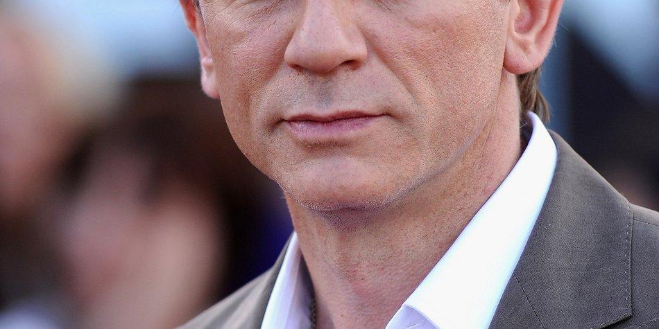 Daniel Craig nicht mehr James Bond?