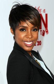 Kelly Rowland: Kurzer Bubikopf