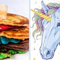 unicorn pancakes 2