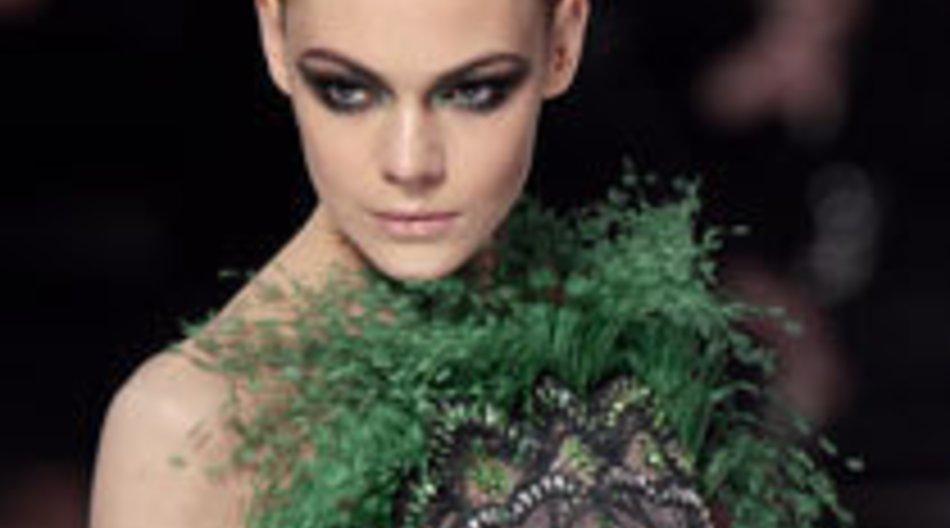 Trend-Farbe: Grün