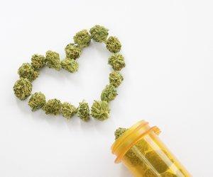 Cannabis-Hochzeit