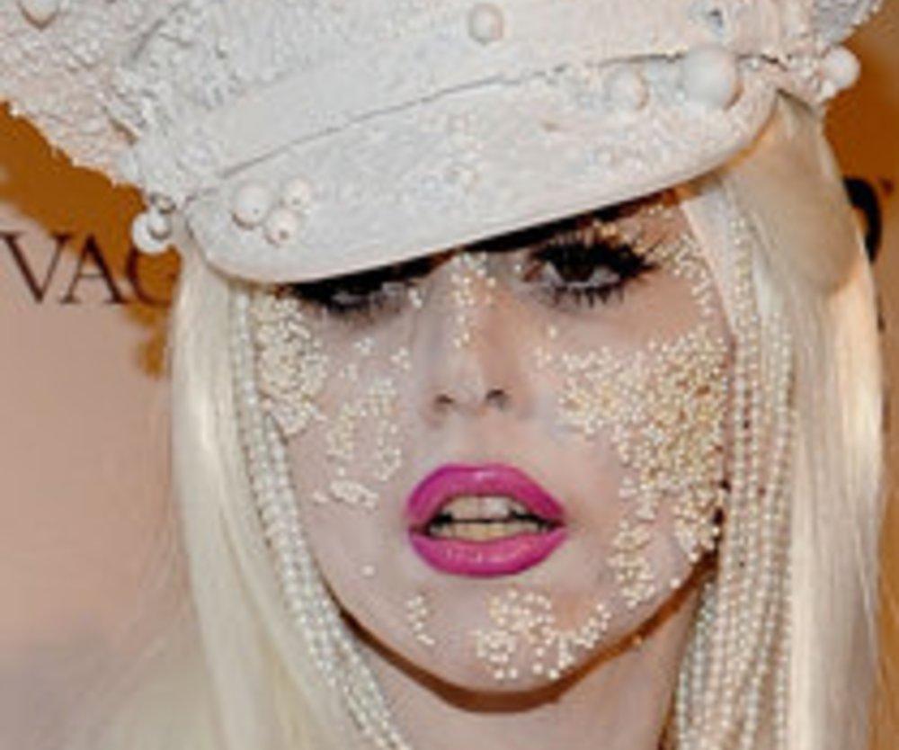 Lady Gaga wird von einem Geist begleitet