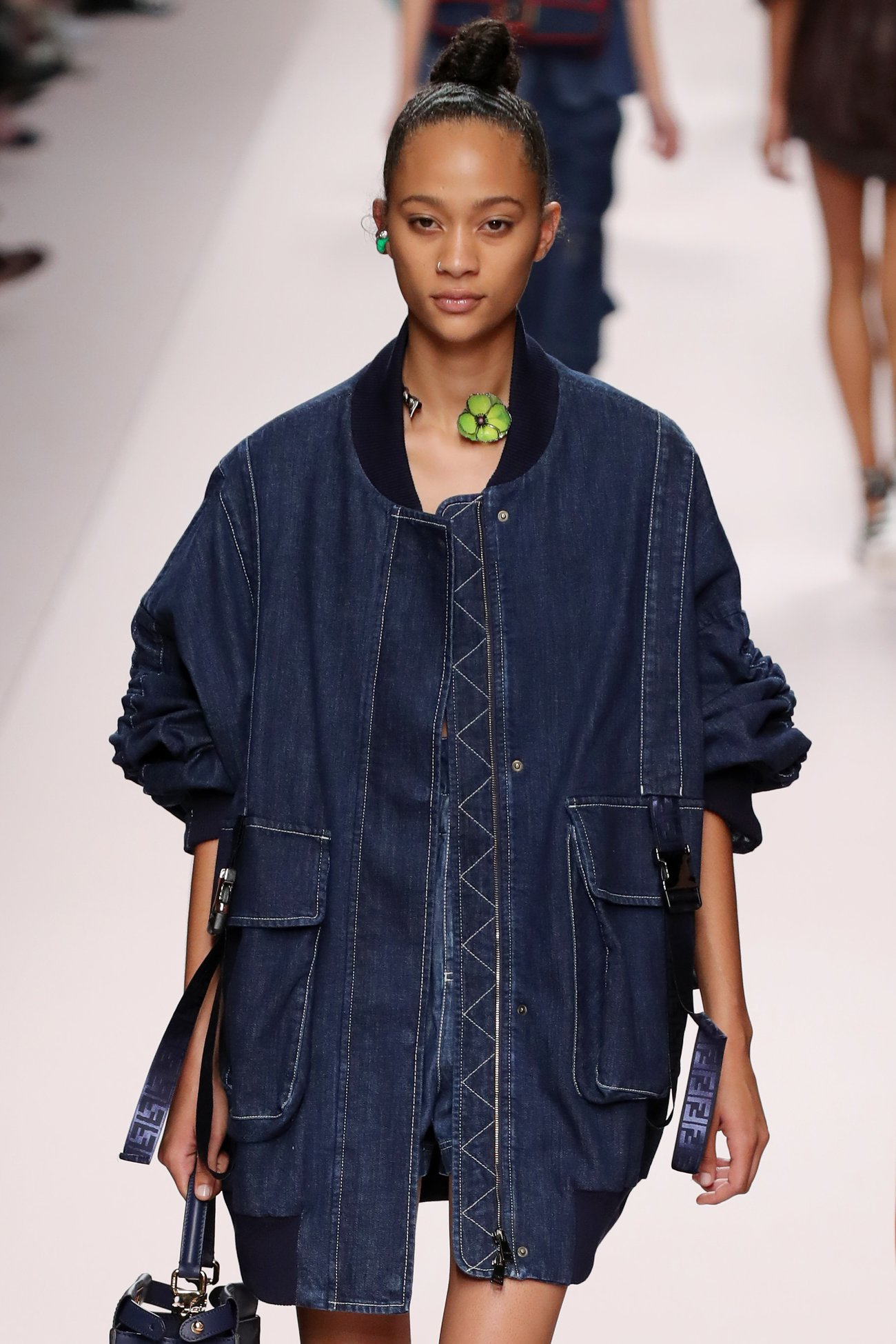 Jacken Trends 2019 Oversize Denim