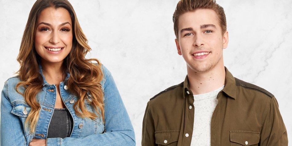 BTN-Alessia und Pascal