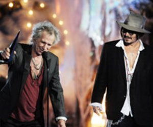 Johnny Depp: Intensive Dreharbeiten mit Keith Richards