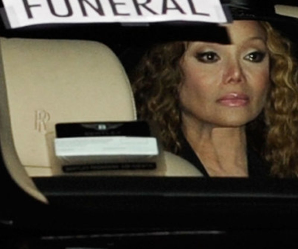 Michael Jacksons Schwester La Toya