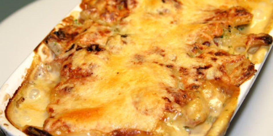 Kartoffelgratin klassisch