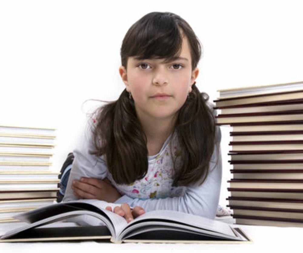 Stress bei Grundschülern