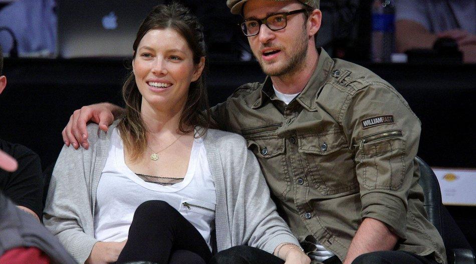 Jessica Biel und Justin Timberlake wieder ein Paar