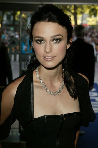 Keira Knightly spielte neben Hugh Grant in 'Love Actually'