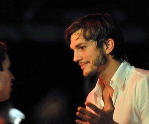 Ashton Kutcher im Urlaub mit Mila Kunis