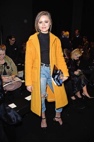 Kristina Bazan im Trend