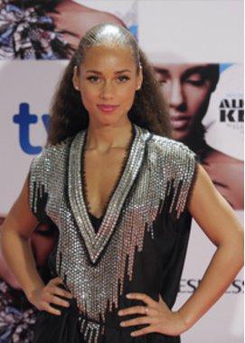 Sängerin Alicia Keys: Für Mama nur das Beste!
