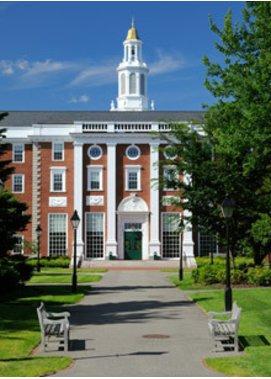 Harvard University in den USA