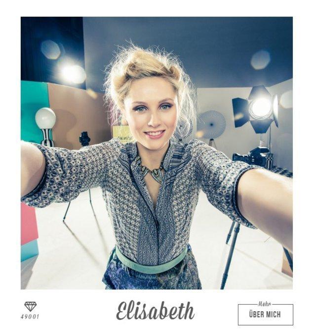 GNTM: Elisabeth ist die Schwester von Bachelorette Anna