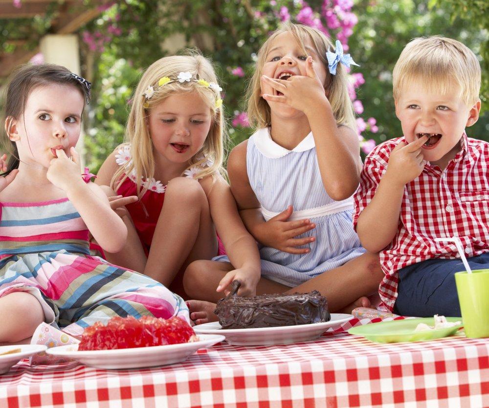 Süßigkeiten für Kinder: Eine süße Versuchung