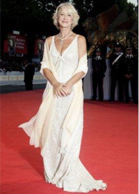 Helen Mirren spielte Die Queen