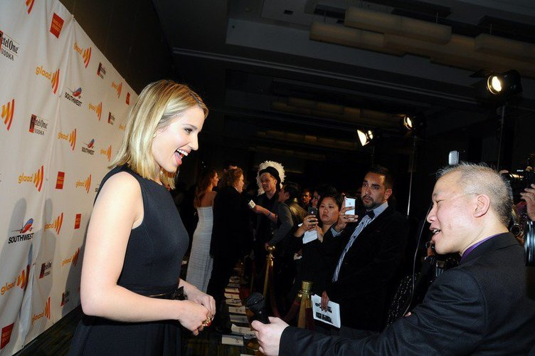 Dianna Agron im Interview.