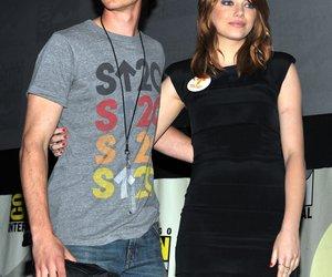 Andrew Garfield und Emma Stone im Bett?