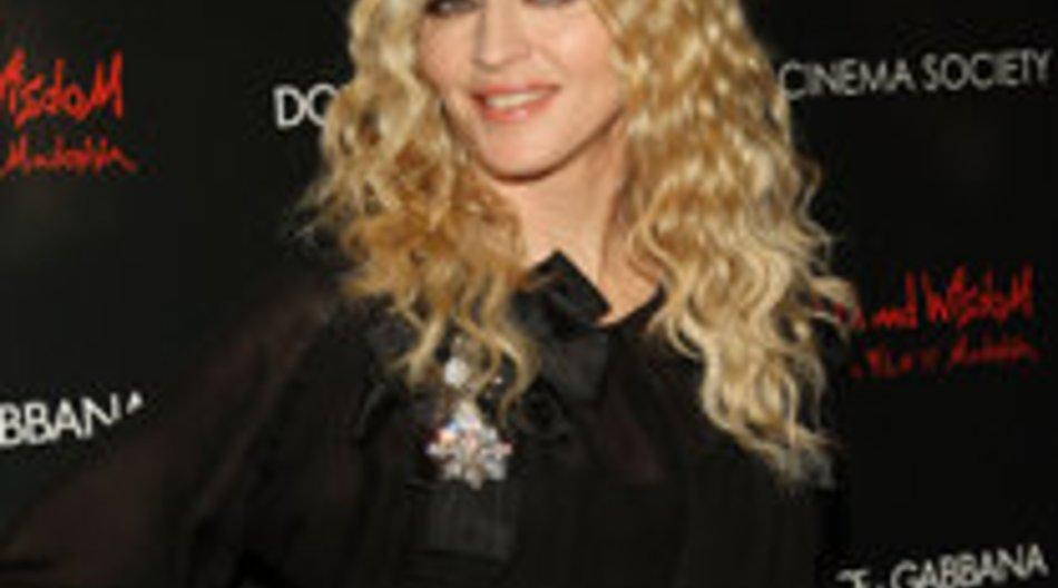 Madonna wirbt für Dolce & Gabbana